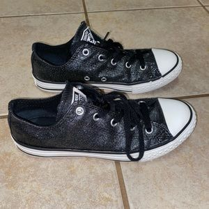 Glitter Converse Chuck Taylor All Star Shoes